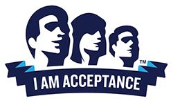 I Am Acceptance Logo